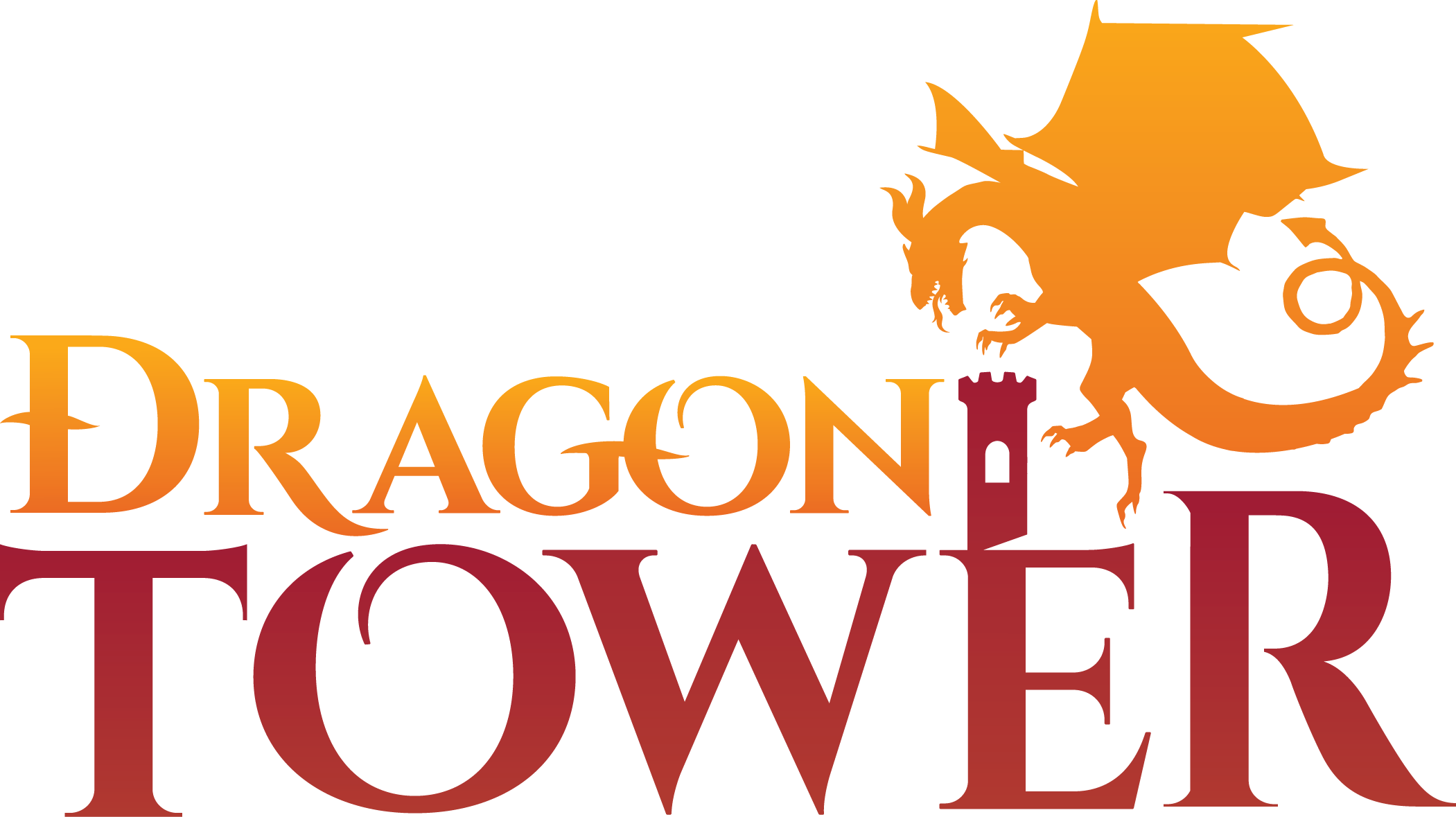Dragon Tower No Background