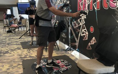 VR Art Battle Booth