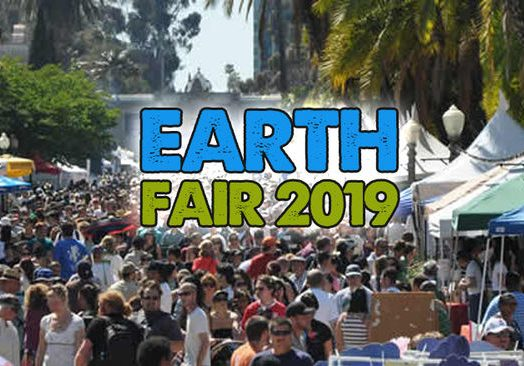 EarthFair in Balboa Park presented by DeployVR