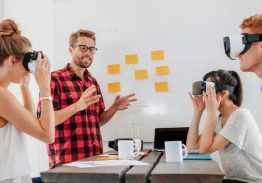 Virtual Reality in Employee Onboarding