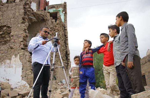 Al Jazeera Tells Yemeni Civil War In 360 VR