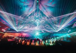 Montreal Reinvents Circus With High-tech Vibe